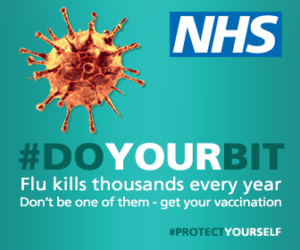 Do your bit flu vaccination campaign